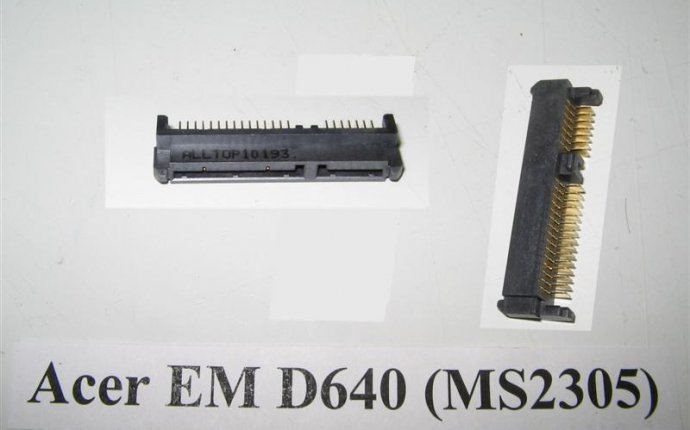 Разъем HDD ноутбука Acer