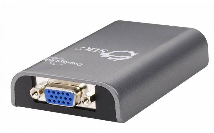 SIIG USB 2.0 to VGA Pro